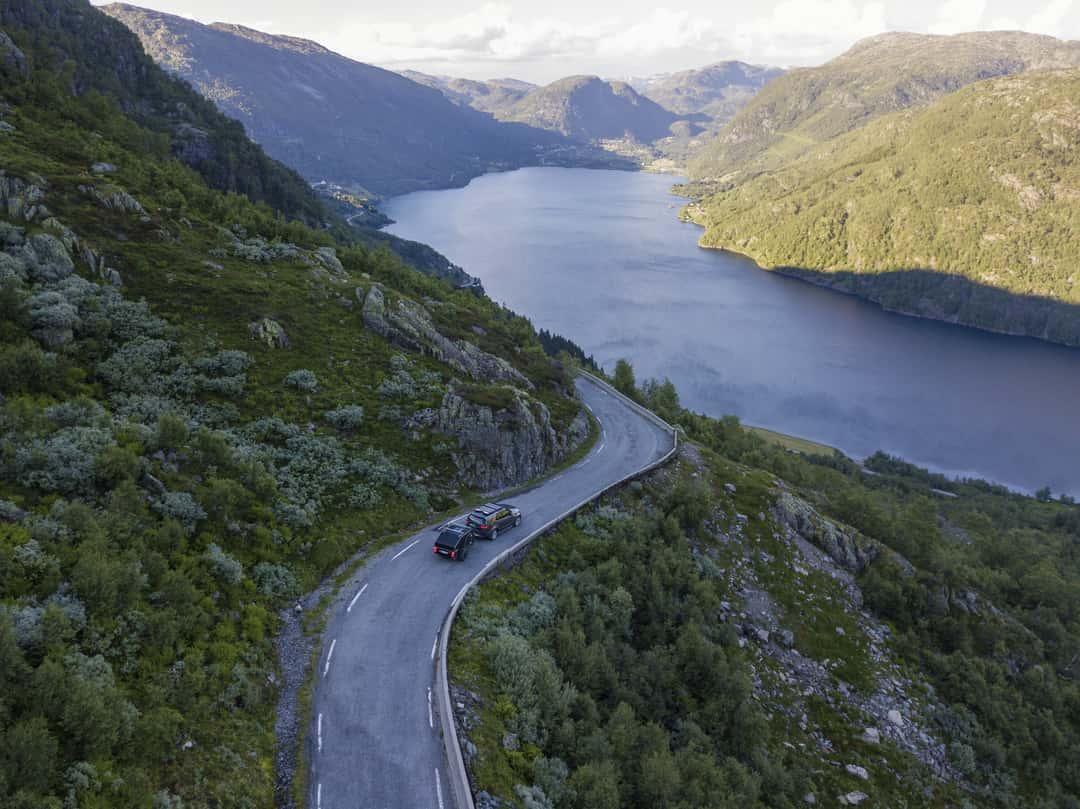 Lifestyle Camper Norge mini campingvogn Intro image x line