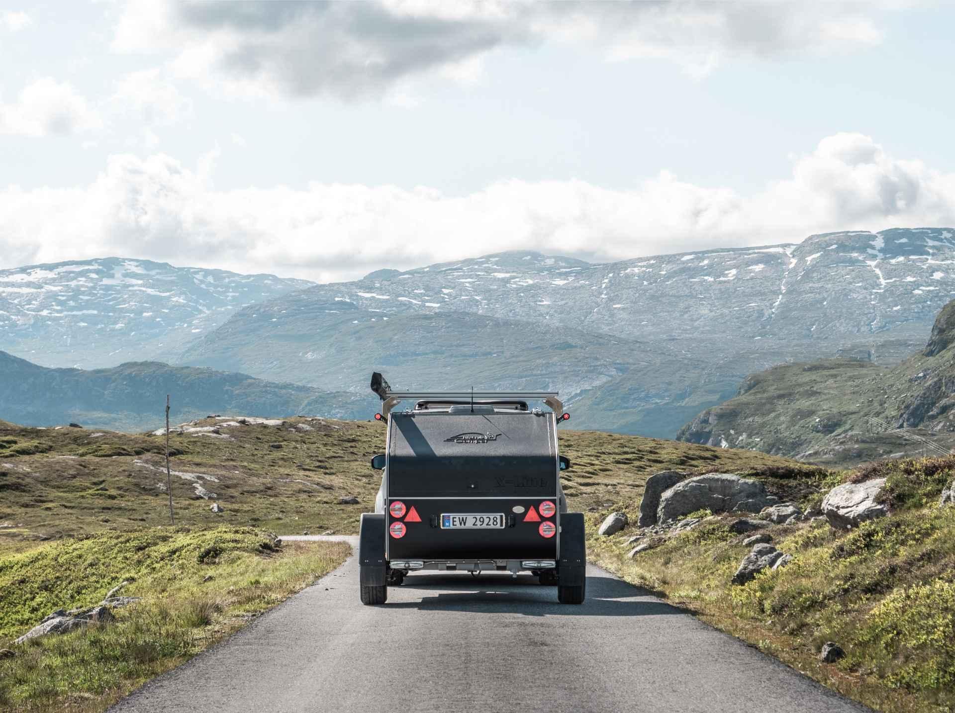 Lifestyle camper Norge offroad campingvogn produktfoto 16
