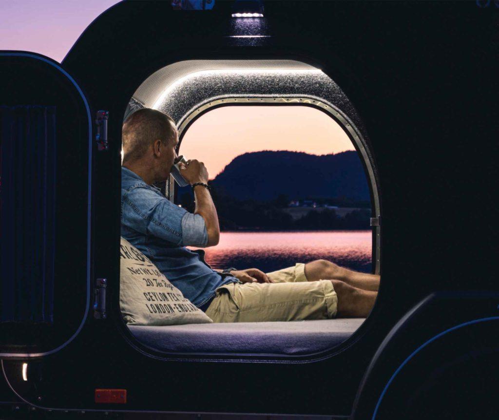 Lifestyle camper Norge offroad campingvogn produktfoto 5