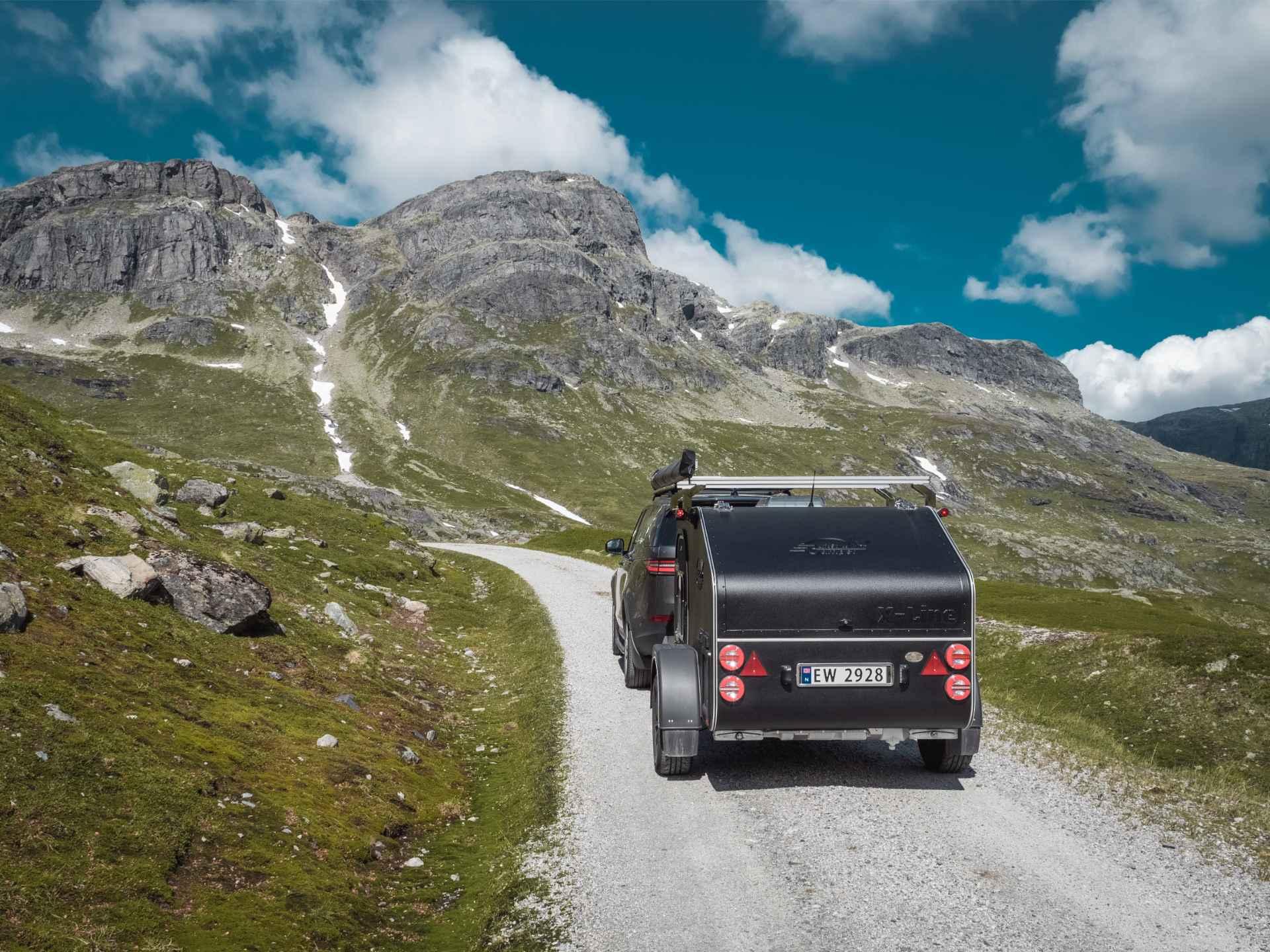 Lifestyle camper Norge offroad campingvogn produktfoto 15