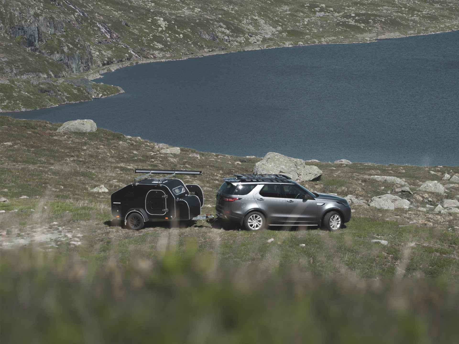 Lifestyle camper Norge offroad campingvogn produktfoto 14
