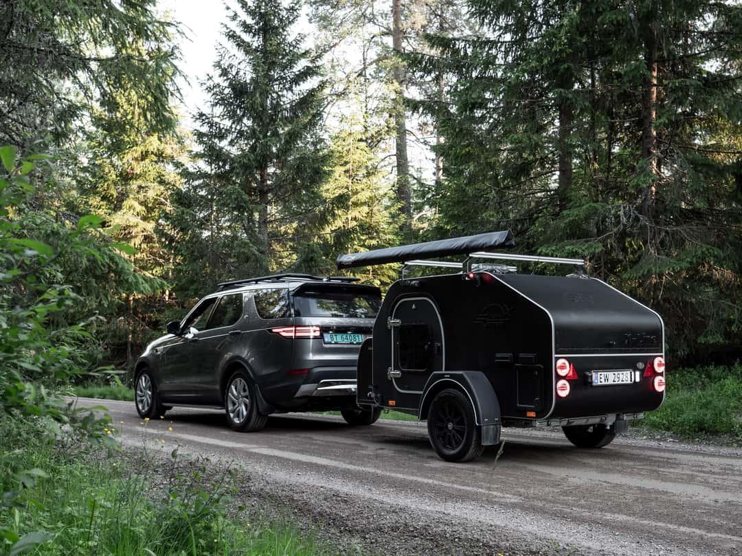 Lifestyle camper Norge offroad campingvogn produktfoto
