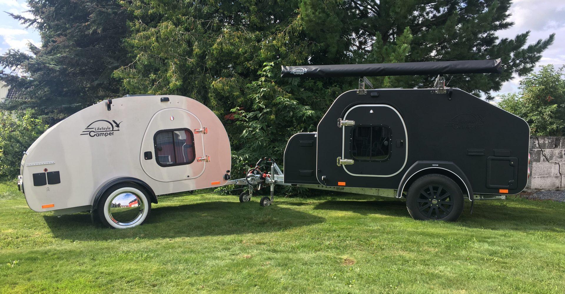 lifestyle camper norge as forhandler